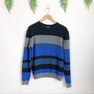 American Apparel • Striped Knit Sweater